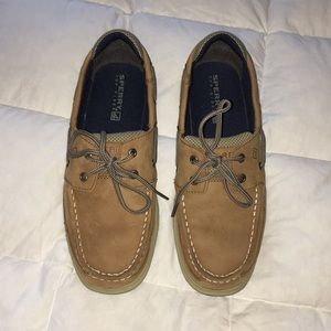 Boys Sperry Loafers